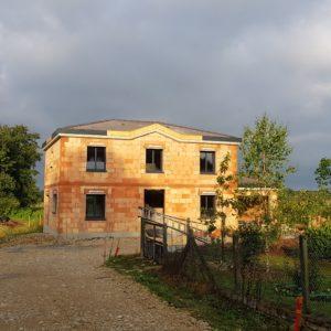 Maison étage + 4 chambres 157 m²