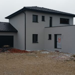 Maison étage + toit terrasse 180m²