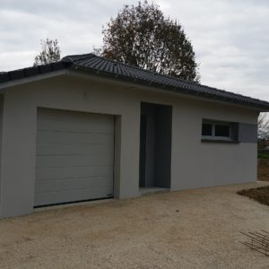 Maison plein pied 103 m²