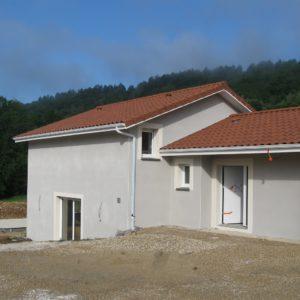 Maison étage 140 m²