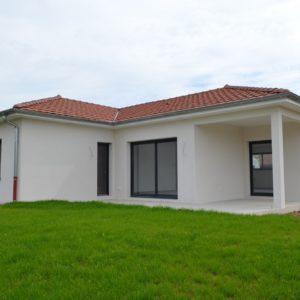 Villa individuelle à Polliat